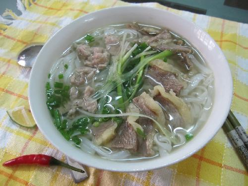 Chicken Pho (Pho ga) recipe