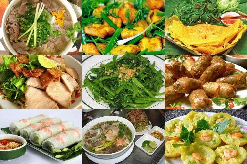Difference of cuisine in Vietnam region