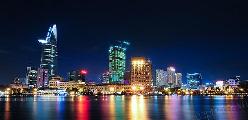 Gourmet Saigon By Night Tour Adventure