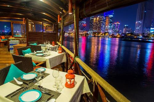 Saigon dinner cruise