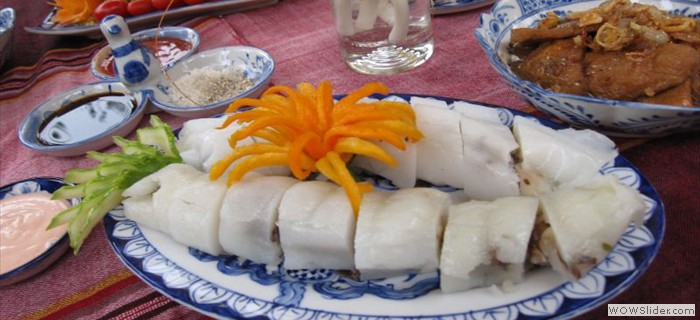 Common Vietnamese's food